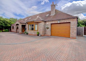 Thumbnail 5 bed bungalow for sale in Birch Gardens, Barton-Upon-Humber