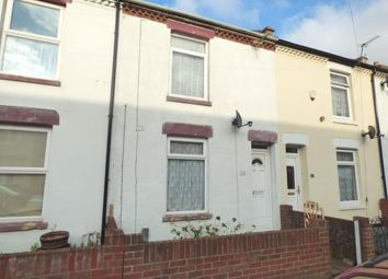 Thumbnail 2 bed terraced house for sale in Westfield Road, Gosport
