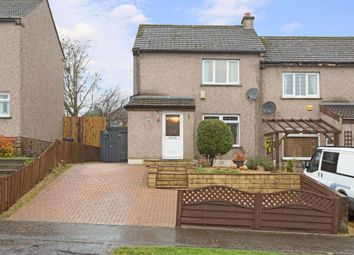 Thumbnail 2 bed end terrace house for sale in Windsor Drive, Penicuik