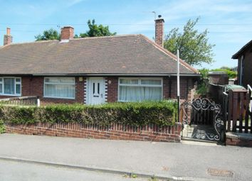 Thumbnail 2 bed bungalow to rent in Oak Street, South Elmsall, Pontefract