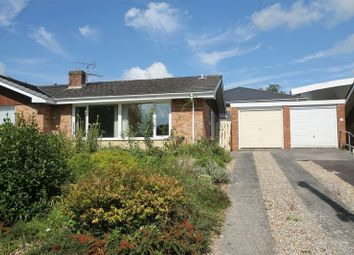 Thumbnail 2 bed semi-detached bungalow for sale in Manning Close, Wells