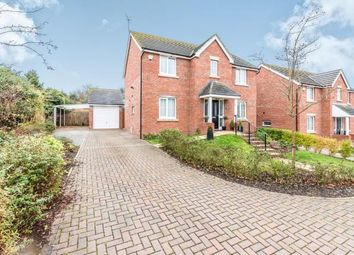 Thumbnail 4 bed detached house for sale in Orchard Close, Fernhill Heath, Worcester, Worcestershire