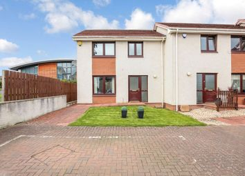 Thumbnail 3 bed end terrace house for sale in Catherines Court, Bonnyrigg