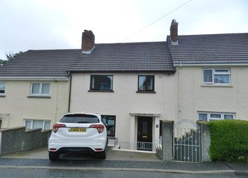 Thumbnail 3 bed terraced house for sale in Fleming Crescent, Haverfordwest, Pembrokeshire