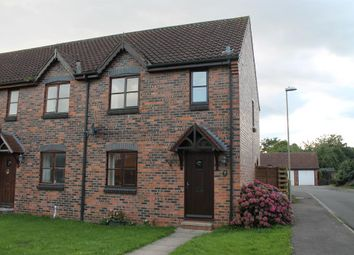 Thumbnail 3 bed end terrace house to rent in Grange Garth, Linton On Ouse, York