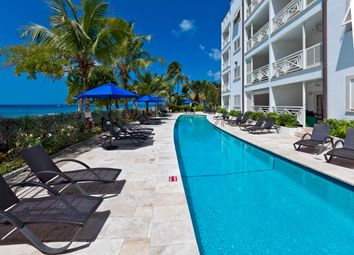 Thumbnail 3 bed apartment for sale in Waterside Penthouse 501, Panyes Bay, St. James, Barbados