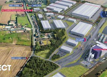 Thumbnail Light industrial for sale in Konect, M62, Leeds City Region, Knottingley, Wakefield