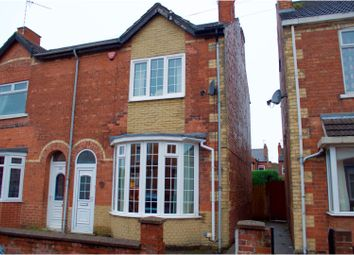 Thumbnail 3 bed semi-detached house for sale in Garfield Street, Gainsborough