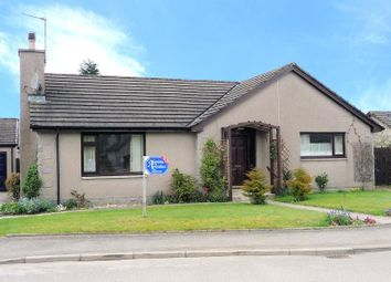 Thumbnail 3 bed detached bungalow to rent in 22 Annesley Park, Torphins, Aberdeenshire
