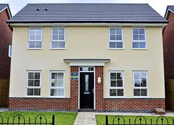 "Thumbnail 3 bedroom detached house for sale in ""York"" at Lytham Road, Warton, Preston"