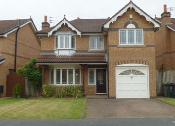 Thumbnail 4 bed detached house to rent in 16 Sandhurst Dr, Ws