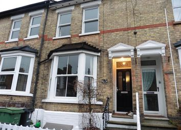Thumbnail 3 bed terraced house for sale in Florence Road, Maidstone, Kent