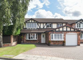 Thumbnail 4 bed detached house for sale in York Close, Formby, Liverpool, Merseyside