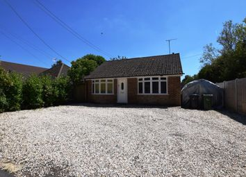 Thumbnail 2 bed detached bungalow for sale in Station Road East, Ash Vale, Guildford, Surrey