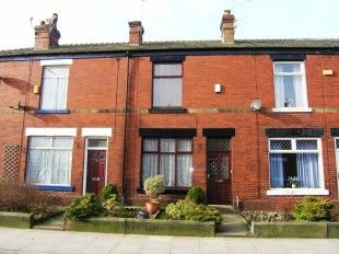 Thumbnail 2 bed terraced house to rent in Booth Street, Bury