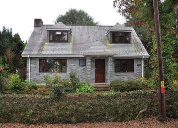 Thumbnail 3 bed detached house to rent in Perranwell Station, Truro