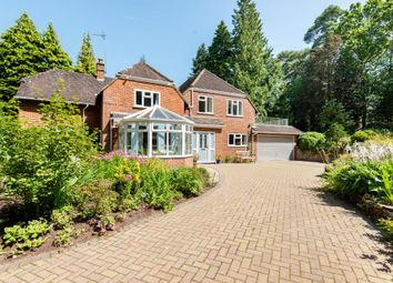 Thumbnail 4 bed detached house for sale in Fleet, Hampshire