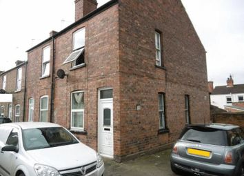 Thumbnail 2 bed end terrace house for sale in Frampton Terrace, Gainsborough