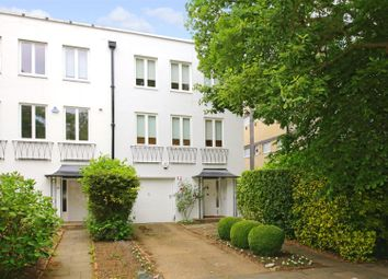 Thumbnail 4 bed town house for sale in North Grove, Highgate, London