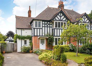 Thumbnail 4 bed semi-detached house for sale in Sheath Lane, Oxshott, Leatherhead, Surrey