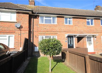 Thumbnail 3 bed terraced house for sale in Roundway, Egham, Surrey