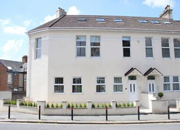 Thumbnail 4 bedroom end terrace house for sale in Peverell Park Road, Peverell, Plymouth