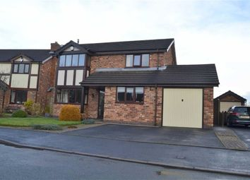 Thumbnail 4 bed detached house for sale in The Willows, Leek