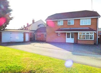 Thumbnail 4 bed detached house for sale in Alum Close, Coventry, West Midlands