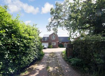 Thumbnail 4 bed detached house for sale in Moss Lane, Leyland