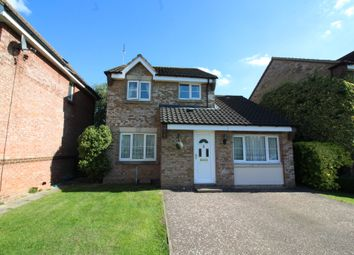 Thumbnail 3 bed detached house for sale in Coxswain Read Way, Caister-On-Sea, Great Yarmouth
