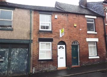Thumbnail 2 bed terraced house to rent in Alsop Street, Leek, Leek