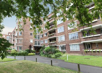 Thumbnail 2 bed flat for sale in Ruskin Park House, Champion Hill