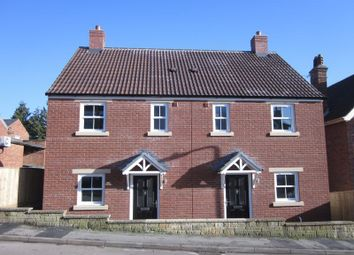 Thumbnail 2 bed semi-detached house to rent in Alexandra Road, Yeovil