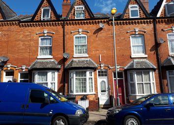 Thumbnail 3 bed flat to rent in Eton Road, Balsall Heath, Birmingham