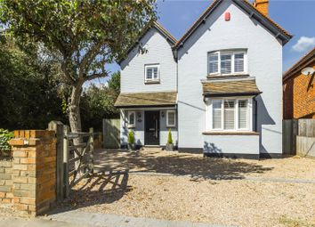 Thumbnail 5 bed detached house for sale in Beech Hill Road, Spencers Wood, Reading, Berkshire