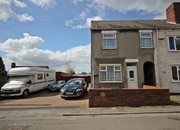 Thumbnail 3 bed end terrace house for sale in New Westwood, Westwood, Nottingham