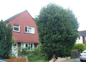 Thumbnail 3 bedroom semi-detached house to rent in Lincoln Avenue, Twickenham