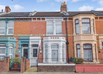 Thumbnail 3 bed terraced house for sale in Burlington Road, Portsmouth, Hampshire