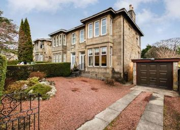 Thumbnail 4 bed semi-detached house for sale in Buchanan Drive, Cambuslang, Glasgow, South Lanarkshire