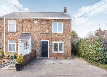 Thumbnail 2 bed semi-detached house for sale in Leverington Common, Leverington, Wisbech
