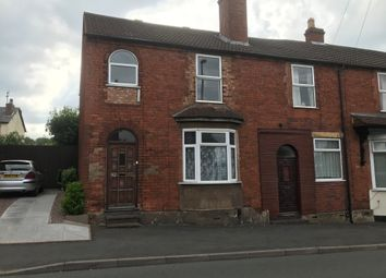 Thumbnail 3 bed end terrace house to rent in St Andrews Street, Dudley, West Midlands