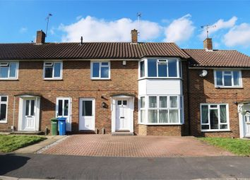 Thumbnail 3 bed terraced house for sale in The Meads, Edgware, Greater London