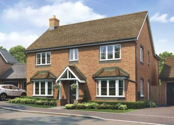 Thumbnail 4 bed detached house for sale in Shawbury, Shrewsbury, Shropshire