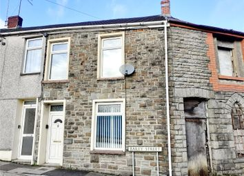 Thumbnail 3 bed terraced house for sale in Bailey Street, Aberpennar, Mountain Ash