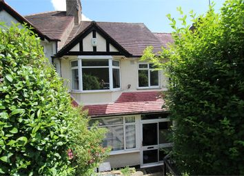 Thumbnail 3 bed terraced house for sale in Ross Road, South Norwood, London