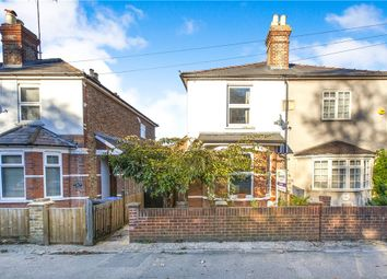 Thumbnail 3 bed semi-detached house for sale in Wraysbury Road, Staines-Upon-Thames, Surrey