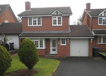 Thumbnail 3 bed detached house to rent in Mills Avenue, Sutton Coldfield