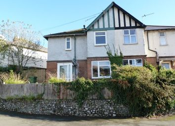 Thumbnail 3 bed semi-detached house to rent in Staplers Road, Newport