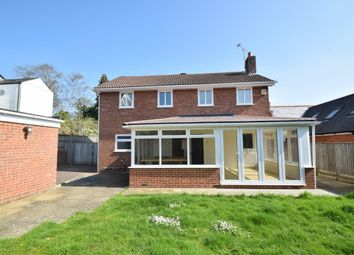 Thumbnail 4 bedroom detached house for sale in School Lane, Ascot