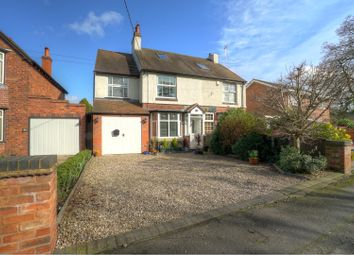 Thumbnail 3 bed semi-detached house for sale in Park Lane, Bonehill, Tamworth